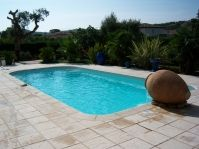 Piscine en coque 8 par 4 - Photo piscine à coque