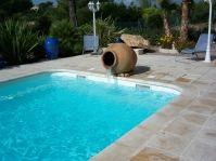 Amenagement piscine comment am nager une piscine for Fontaine pour piscine
