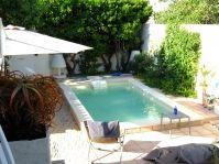 Petite piscine sans déclaration préalable -  - piscine coque polyester