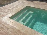 piscine polyester moins de 10m carre - Photo piscine à coque