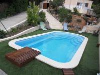 Bloc filtrant d\'une piscine coque - Photo piscine à coque