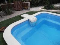 Filtrinov FB 12 sur piscine coque - Photo piscine à coque