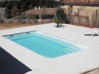 - Photo piscine à coque
