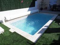 Piscine coque 5 par 2,50 -  - piscine coque polyester