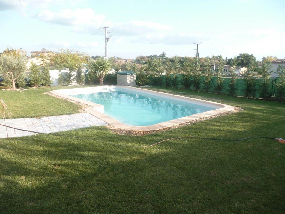 Piscine en milieu naturel piscine coque pour jardin for Piscine biscarrosse