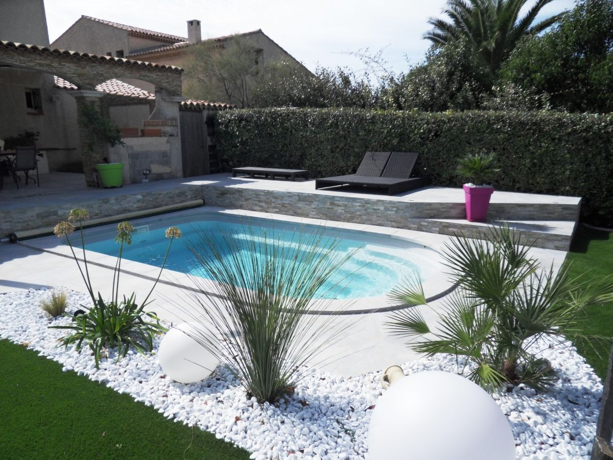 Photo Piscine Coque Photos Piscines Polyester