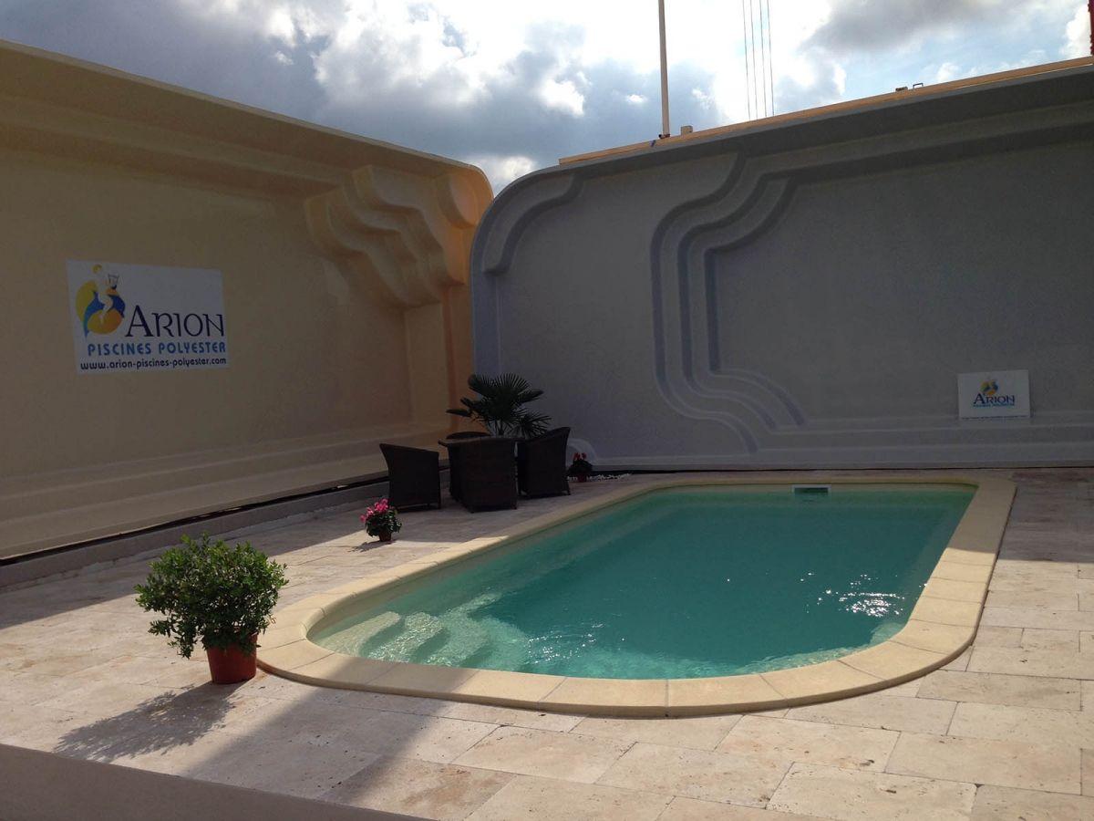 pisciniste foire de marseille achat piscine sur foire ForPiscine Coque Polyester D Exposition